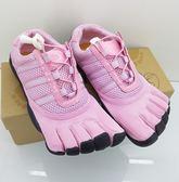 攀岩用品春夏新款透氣五指鞋女款戶外攀巖鞋登山鞋跑步鞋 Igo 貝芙莉女鞋