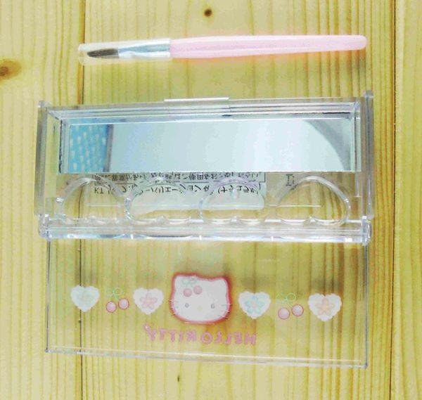 【震撼精品百貨】Hello Kitty 凱蒂貓~KITTY口紅盒-櫻桃