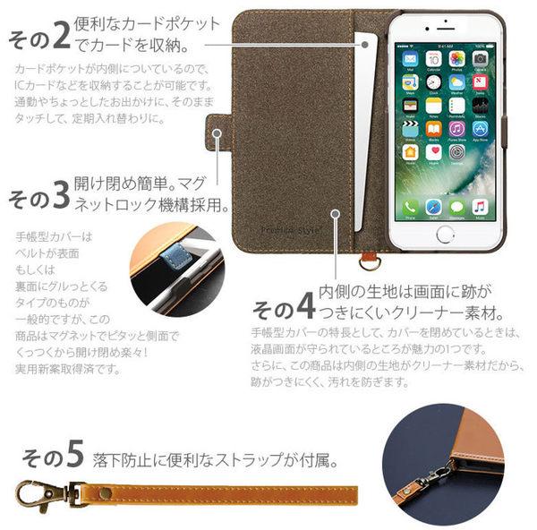 PGA iJacket PU皮革質感系列 iPhone 7 4.7吋 側翻保護套