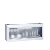 (全省安裝)喜特麗80公分LED全平面臭氧型懸掛式烘碗機白色JT-3618Q
