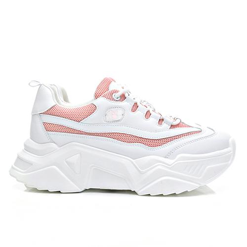 PLAYBOY 復刻經典兔兔老爹鞋-白粉(Y6831)