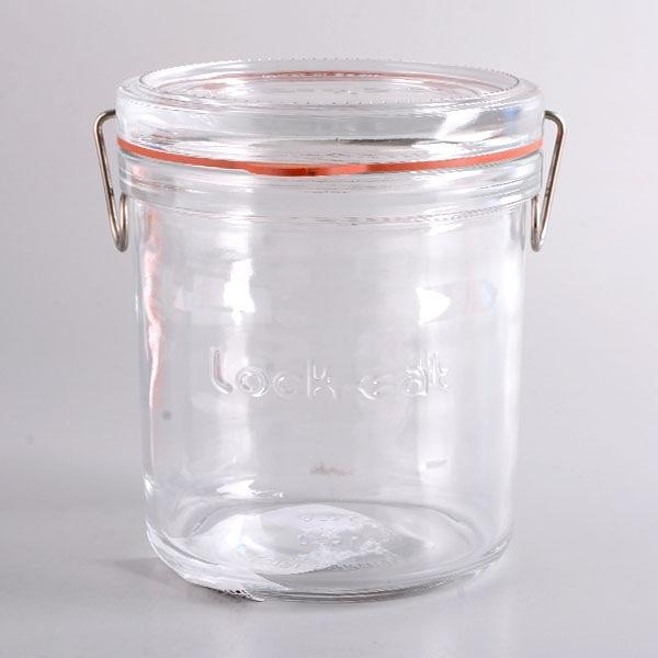 義大利製【Luigi Bormioli】Lock-Eat可拆式玻璃密封罐750ml
