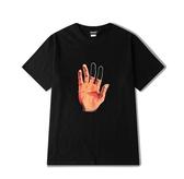 短袖T恤 短袖夏季國潮T恤學生情侶個性打底衫半袖中袖