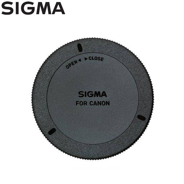 【】SIGMA LCR-EOS II 原廠鏡頭後蓋 For Canon rear cap