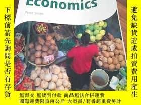 二手書博民逛書店Economics罕見Peter SmithY13544