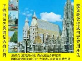 二手書博民逛書店VIENNA罕見114 COLOUR PHOTOGRAPHS(袁可嘉先生藏書)Y164499