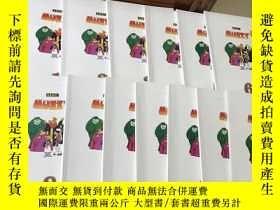 二手書博民逛書店BBC熱播動畫Big罕見Muzzy瑪澤的故事(1-12)+譯文手冊(13本合售)Y304560