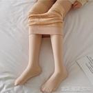 連身褲襪秋冬季韓版連褲加厚加絨保暖光腿神器連體打底襪連腳襪女新款 【快速出貨】
