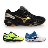 MIZUNO WAVE TWISTER 4 男女排球鞋(免運 羽球 羽毛球 美津濃≡排汗專家≡
