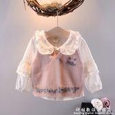 新款女童外套秋款休閒公主兒童新款韓版寶寶秋裝女1-3歲上衣 科炫數位旗艦店