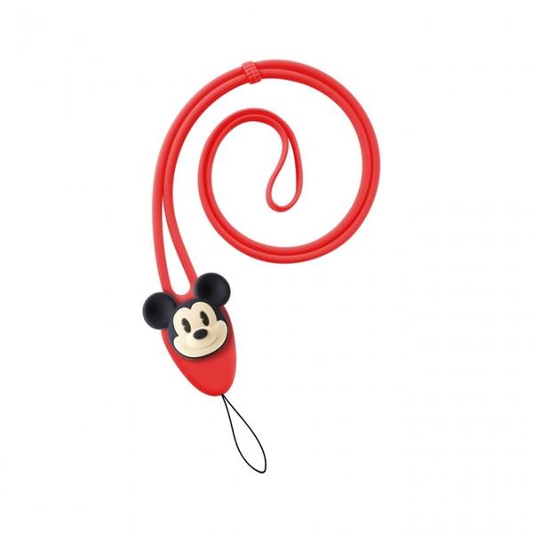 【Bone】逗扣頸掛繩-迪士尼款