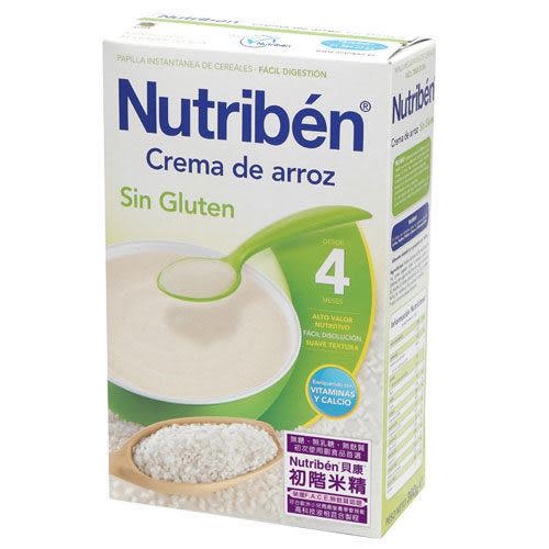 貝康Nutriben 無麩質系列 初階米精(300g) - 西班牙製