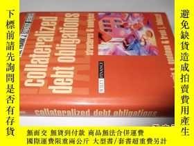 二手書博民逛書店Collateralized罕見Debt Obligations