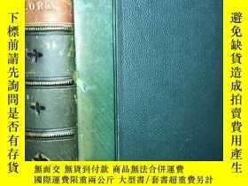 二手書博民逛書店1855年罕見THE BRITISH FLORA BY WILL