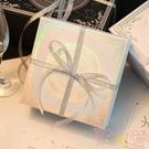 禮物盒韓版簡約生日口紅裝禮品盒空盒包裝盒...