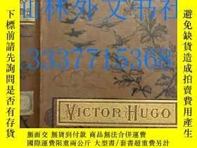 二手書博民逛書店【罕見】維克托雨果詩歌翻譯 Translations of th