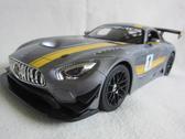 【KENTIM玩具城】1:14全新賓士Mercedes BENZ AMG GT3空力賽車授權RASTAR遙控車