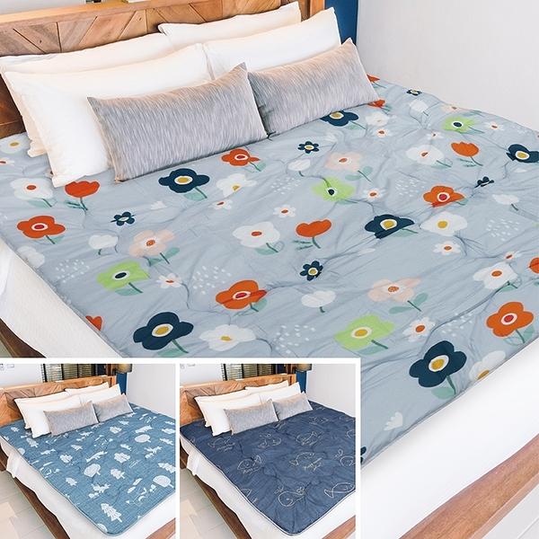 【Victoria】鋪棉透氣日式折疊床墊-雙人_TRP多利寶