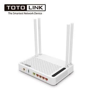 【台中平價鋪】全新 TOTOLINK A2004NS 4支5dBi全向天線 極速同步雙頻 AC超世代 Giga 無線路由器