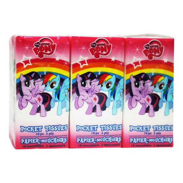 My Little Pony紙手帕6包(10張/包)