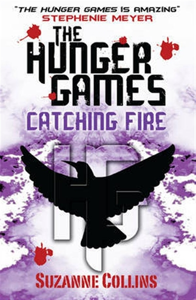 (二手書)Hunger Games: Catching Fire