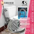 美國 SI NOVELTIES 豪華醫用級不鏽鋼肛門清洗套件 專業後庭清洗器 DELUXE SHOWER BIDET