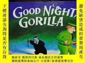 二手書博民逛書店Good罕見Night Gorilla 、..Y12498 佩吉