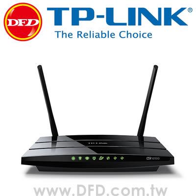 TP-LINK Archer C5 AC1200 無線雙頻 Gigabit 路由器 全新公司貨