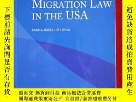 二手書博民逛書店Migration罕見Law in the USAY15470