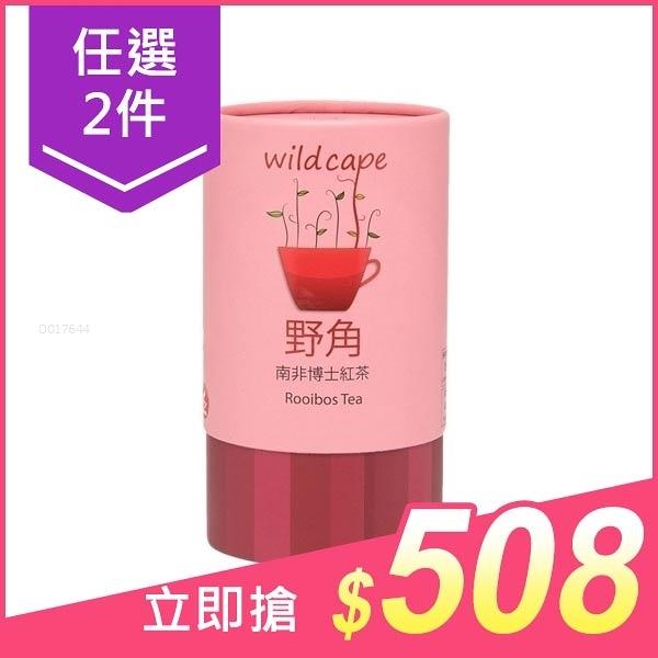 【任2件$508】Wild Cape 野角 南非博士紅茶(40包)【小三美日】國寶茶