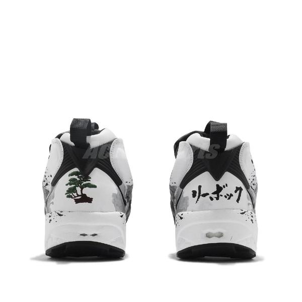 Reebok 休閒鞋 Instapump Fury OG-YKGF 聯名 白 黑 男鞋 女鞋 充氣 【ACS】 FY3044