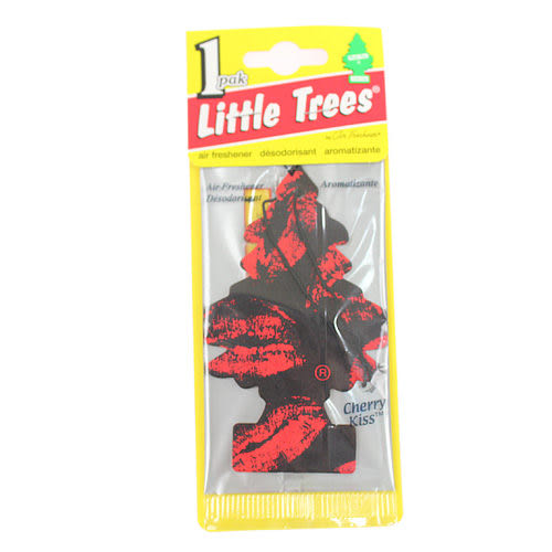 LITTLE TREES 美國小樹香片-櫻桃之吻Cherry Kiss(10g)【美麗購】