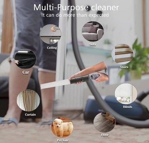 【Love Shop】美國TV新款 灰塵清潔器配件頭 污垢去除器 多功能清潔配件 適用Dust Daddy