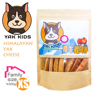 Yak kids氂小孩 氂牛奶起司棒(XS號/家庭號)約24~28入
