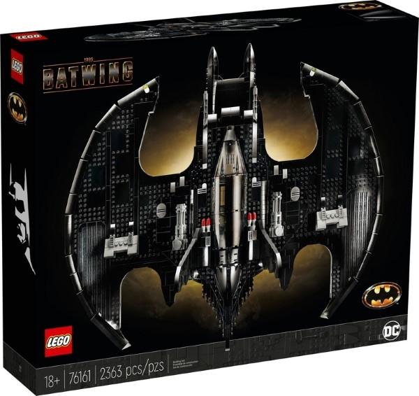 樂高LEGO SUPER HEROS 1989 蝙蝠俠 蝙蝠翼 76161 TOYeGO 玩具e哥