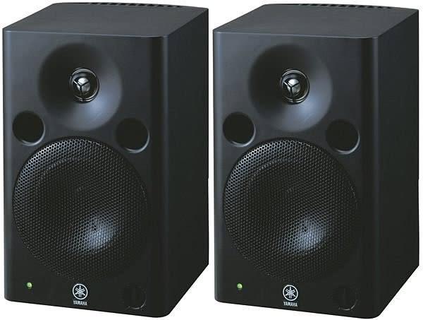 【金聲樂器廣場】YAMAHA 山葉 MSP5 STUDIO 主動式監聽喇叭 【5吋/二顆/一年保固/MSP-5】