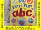 二手書博民逛書店My罕見First Fun ABCY11418 Editor Parragon Publishing Book