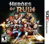 3DS 廢墟的英雄(美版代購)
