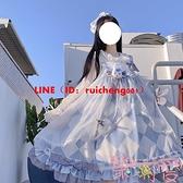 兔子愛麗絲JSKolita洛麗塔洋裝吊帶連衣裙【聚可愛】