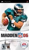 PSP Madden NFL 2006 美式足球2006 (美版代購)