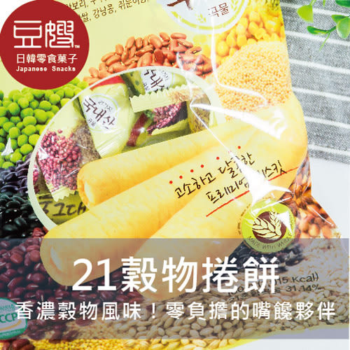 【豆嫂】韓國零食 營養21穀物棒