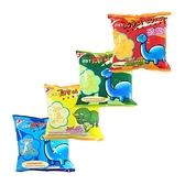 泰國 SB小當家恐龍谷脆餅 13g 單包 墨魚/玉米/海鮮/鮮蝦 恐龍造型餅乾 零食 現貨