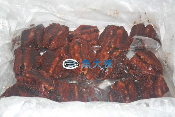 C1【魚大俠】FH012台灣鯛蒲燒魚腹排(1KG/包)
