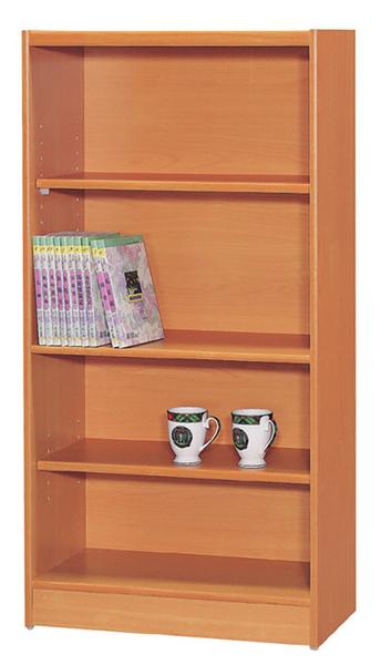 597-3 (A-04) 櫻桃木收納書櫃 W60×D30×H120公分