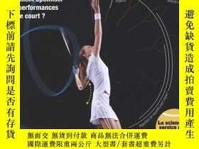 二手書博民逛書店Tennis罕見& Science : Comment opti
