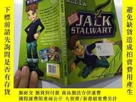 二手書博民逛書店Jack罕見stalwart 傑克斯塔瓦特Y200392