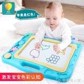 兒童磁性畫板寫字板大號磁力塗鴉板彩色幼兒寶寶1-2-3歲玩具女孩ATF「安妮塔小鋪」