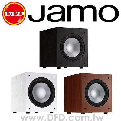 丹麥 尊寶 Jamo J12 SUB 重低音喇叭 Black/White/Dark Apple 三色 公司貨