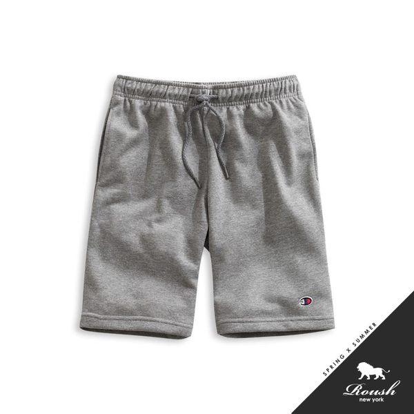 【Roush】 翻玩CHAMPION潮流短棉褲 -【920399】