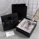 送禮ins精美包裝盒禮物盒空盒子定制大號口紅生日禮盒創意禮品盒 qf33905【MG大尺碼】